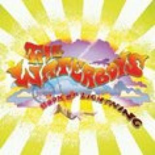 BOOK OF LIGHTNING - THE WATERBOYS [CD album]